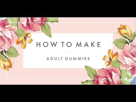 Adult 🌹Rose Gummies