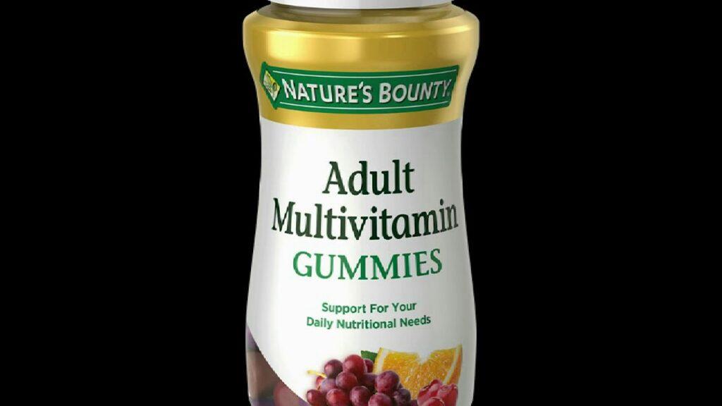 Best Adult Multivitamin (Gummies}