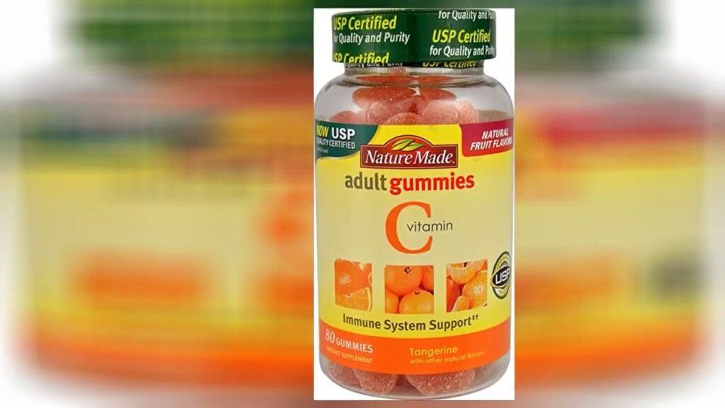 Buyer Reviews Nature Made Adult Gummies 200 CT Vitamin C Dietary Supplement, Orange