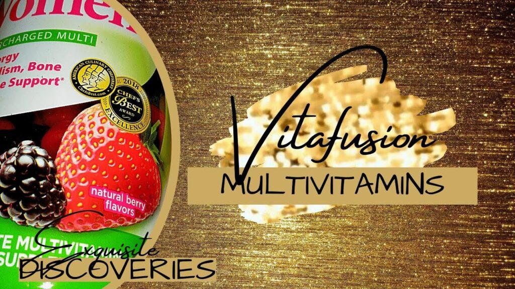 {Exquisite Discoveries} Vitafusion Women's Multivitamin Gummies 150 Count Unboxing | Kroger
