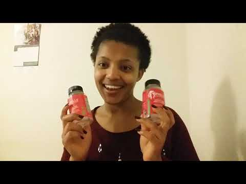 Mille Healthy Hair Adult Gummies and my first video😊