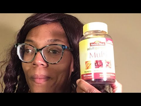 NATUREMADE ADULT GUMMIES MULTI REVIEW