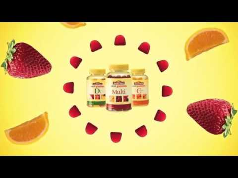 Nature Made Adult Gummies Look Forward To Taking Your Vitamins Multivitamin