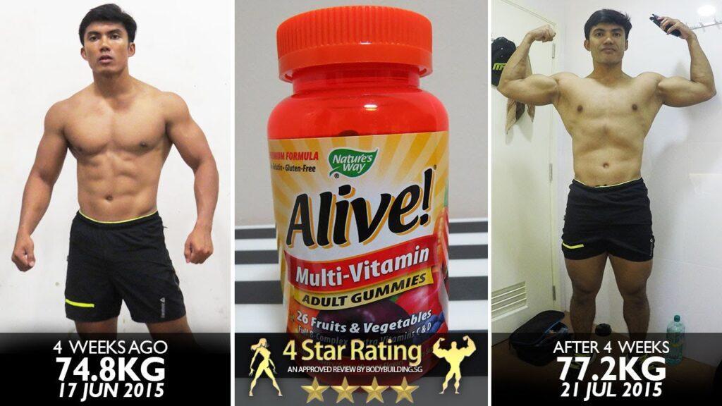 Nature's Way, Alive!, Multi-Vitamin, Adult Gummies