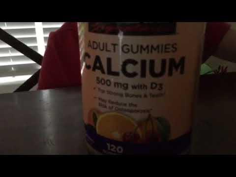 Nolan reacts to adult gummies